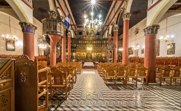 Ιερός Ναος Άγιου Αθανασίου